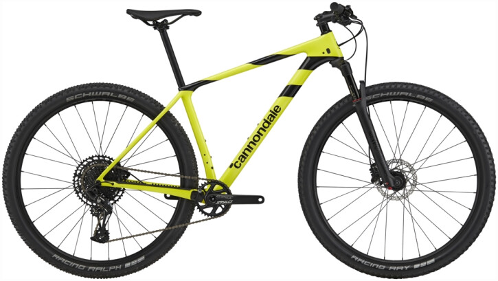Mountainbike Cannondale F-Si Carbon 5 2020