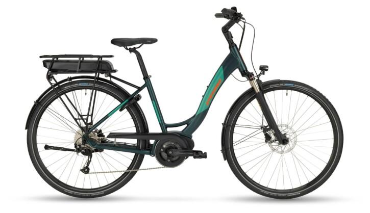 E-Bike Stevens E-Molveno Forma 2020