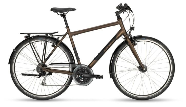 Trekkingbike Stevens Jazz Lite Gent 2020
