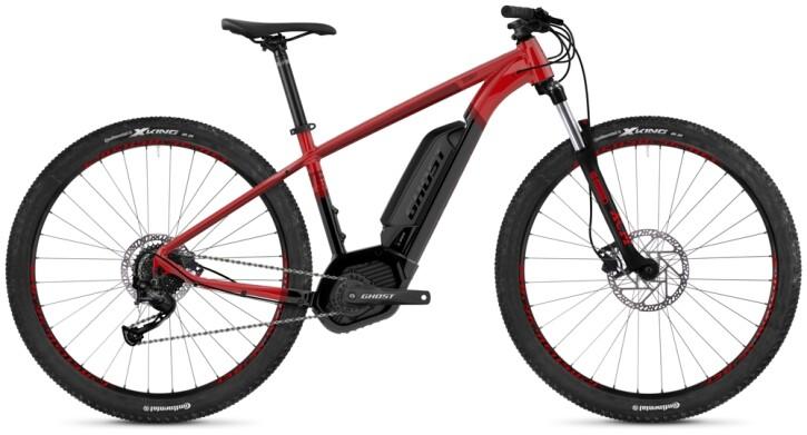 E-Bike Ghost Hybride Teru B2.9 AL U rot 2020