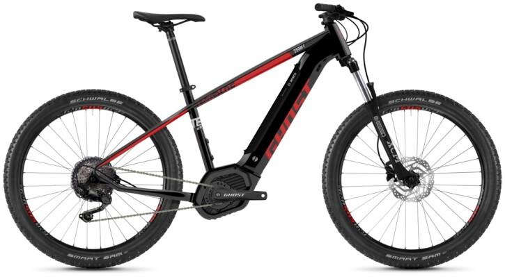 E-Bike Ghost Hybride Teru PT B3.7+ AL U 2020