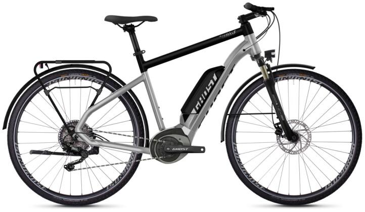 E-Bike Ghost Hybride Square Trekking B2.8 AL U 2020