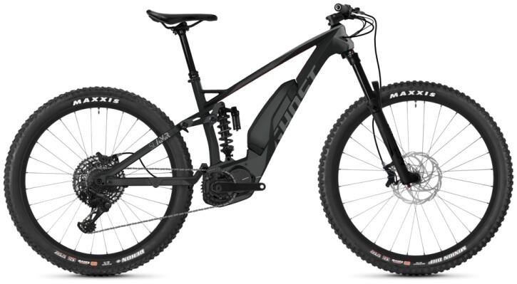 E-Bike Ghost Hybride SLAMR S8.7+ LC 2020