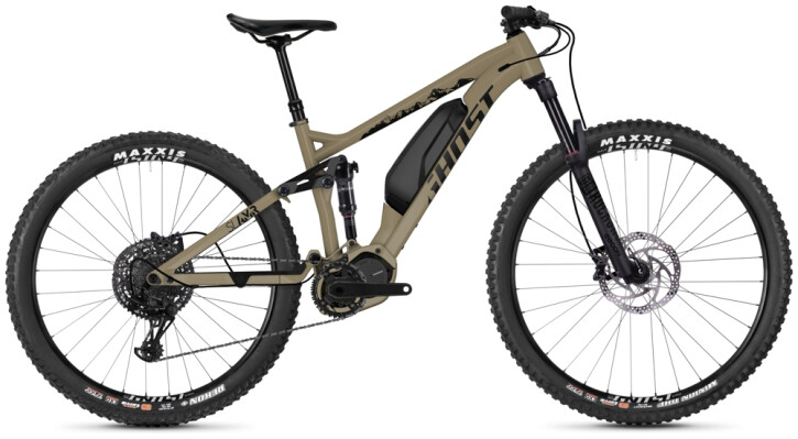 E-Bike Ghost Hybride SLAMR S1.7+ AL U 2020