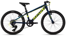 Mountainbike Ghost Kato R1.0 AL U blau
