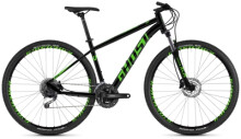 Mountainbike Ghost Kato 4.9 AL U schwarz