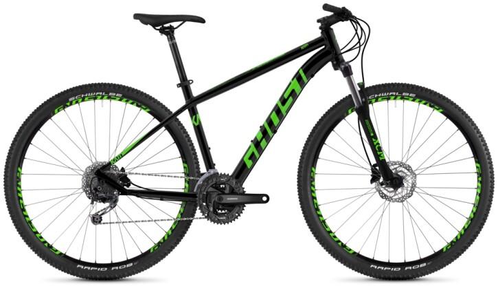Mountainbike Ghost Kato 4.9 AL U schwarz 2020