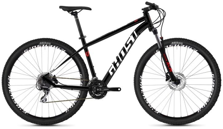 Mountainbike Ghost Kato 3.9 AL U schwarz 2020