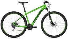 Mountainbike Ghost Kato 3.9 AL U grün