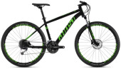 Mountainbike Ghost Kato 4.7 AL U schwarz