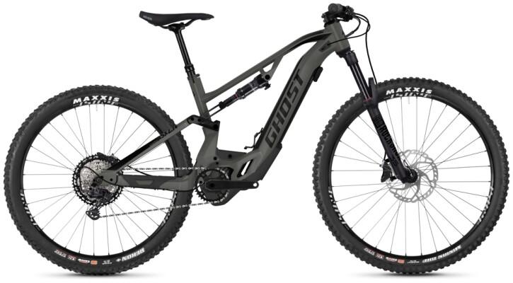E-Bike Ghost Hybride ASX 4.7+ AL U 2020