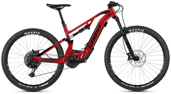E-Bike Ghost Hybride ASX 6.7+ AL U rot 2020