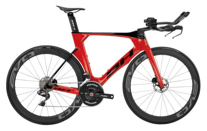 Race BH Bikes AEROLIGHT Disc 5.0 2020