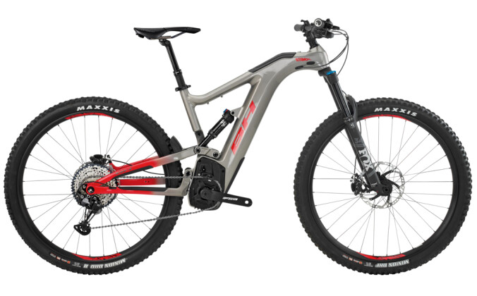 E-Bike BH Bikes ATOMX CARBON LYNX 5.5 PRO-S 2020