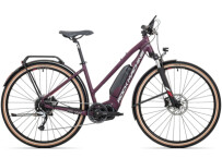 E-Bike Rockmachine CROSSRIDE e500 Lady