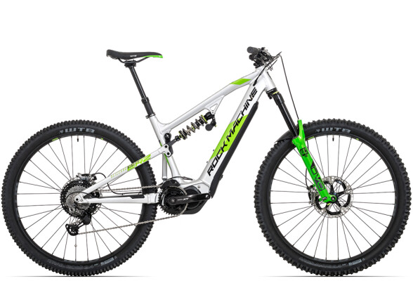 E-Bike Rockmachine BLIZZARD INT2 e90-29 RZ 2020