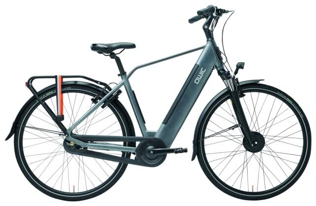E-Bike QWIC FN7 Lite Stone Grey Diamond 2020