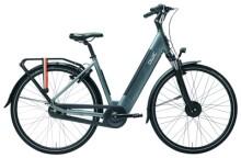 E-Bike QWIC FN7 Lite Stone Grey Low step
