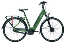 E-Bike QWIC FN7 Lite Army Green Low step