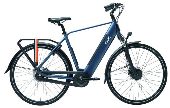E-Bike QWIC FN7 Midnight Blue Diamond 2020