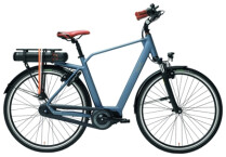 E-Bike QWIC MN8 Steel Blue Diamond