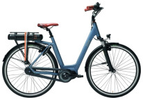 E-Bike QWIC MN8 Steel Blue Low step