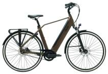 E-Bike QWIC i-MN7+ Belt Walnut Brown Diamond