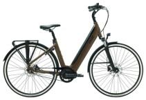 E-Bike QWIC i-MN7+ Belt Walnut Brown Low step