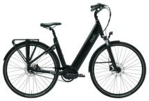 E-Bike QWIC i-MN7+ Belt Charcoal Black Low step