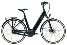 E-Bike QWIC i-MN7+ Charcoal Black Low step