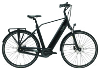 E-Bike QWIC MN7 Matte Black Diamond