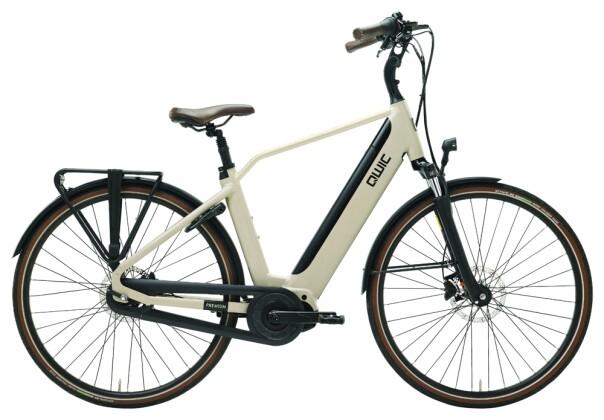 E-Bike QWIC i-MN7 Maple Sand Diamond 2020