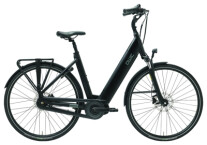 E-Bike QWIC i-MN7 Matte Black Low step