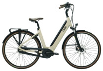 E-Bike QWIC i-MN7 Maple Sand Low step