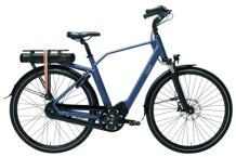 E-Bike QWIC MN8 Tour Midnight Blue Diamond