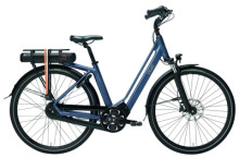E-Bike QWIC MN8 Tour Midnight Blue Low step