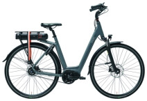 E-Bike QWIC MN8 Belt Antracite Low step