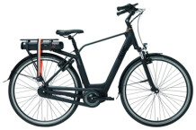 E-Bike QWIC MN7VV Matte Black Diamond