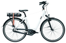 E-Bike QWIC MN7VV Chalk White Diamond