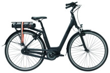 E-Bike QWIC MN7VV Matte Black Low step
