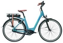 E-Bike QWIC MN7 Ocean Blue Low step
