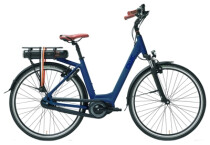 E-Bike QWIC MN7 Midnight Blue Low step
