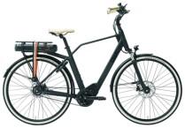 E-Bike QWIC MA8 Tour Matte Black Diamond