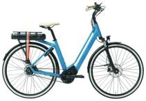 E-Bike QWIC MA8 Tour Ocean Blue Low step