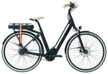E-Bike QWIC MA8 Tour Matte Black Low step