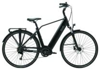 E-Bike QWIC i-MD9 Charcoal Black Diamond