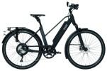 E-Bike QWIC RD11 Speed Matte Black Trapez