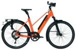 E-Bike QWIC RD11 Speed Dutch Orange Trapez
