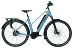 E-Bike QWIC MN380 Steel Blue Trapez
