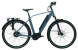 E-Bike QWIC MN380 Steel Blue Diamond